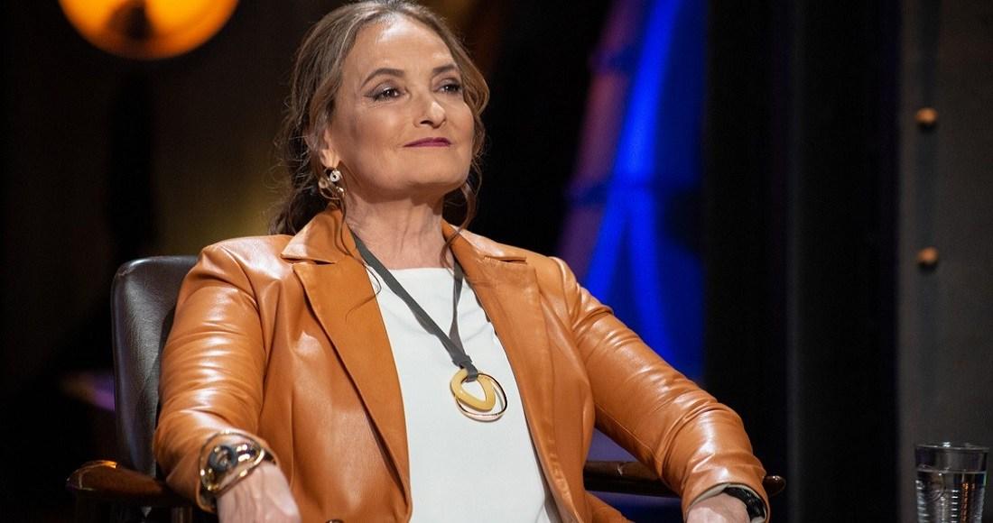 patricia armendariz - Patricia Armendáriz deja Shark Tank México. Seguiré apoyando a los inversionistas, dice (VIDEO)