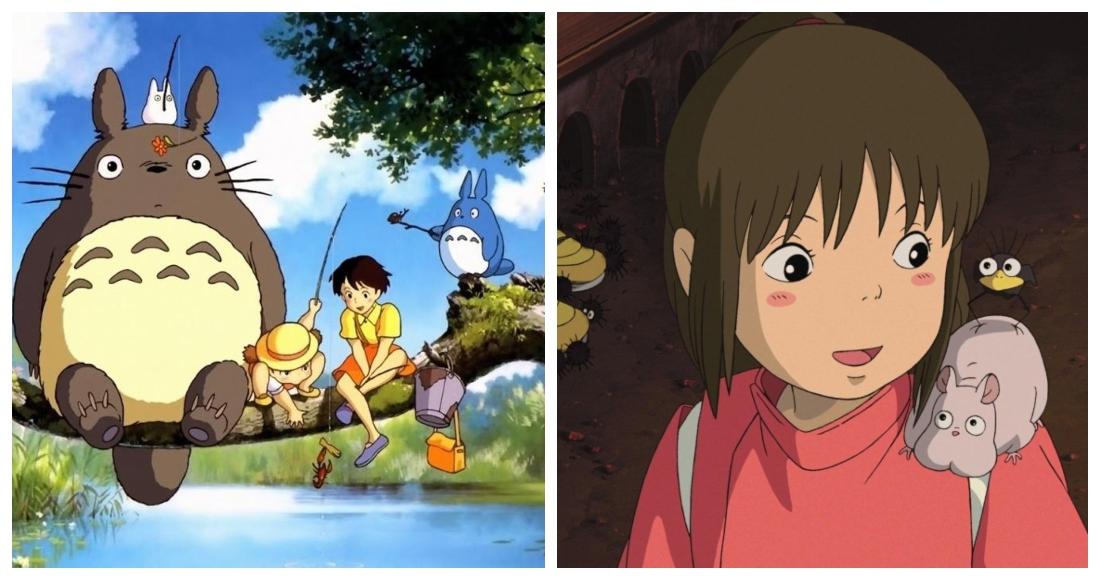 pelis - Los Simpson realizan un homenaje a Mi vecino Totoro, la obra maestra del Studio Ghibli y Hayao Miyazaki