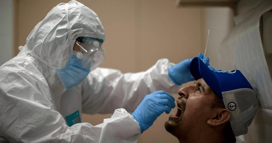 prueba pcr covid 1 - Expertos españoles identifican 5 tipos de lesiones cutáneas que podrían asociarse a síntomas iniciales de COVID