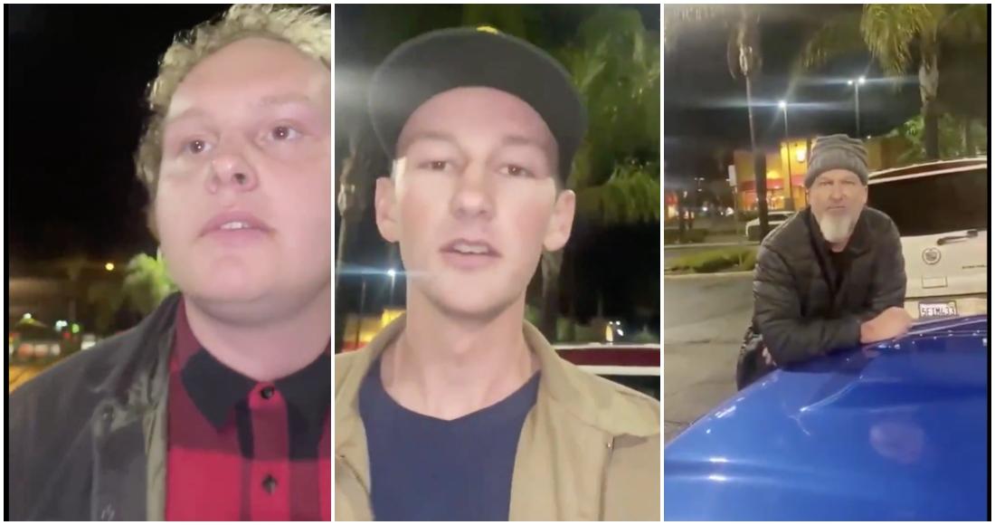 racistas - Joven estrangula al sujeto que le robó el celular. Graba los hechos y los comparte en la redes