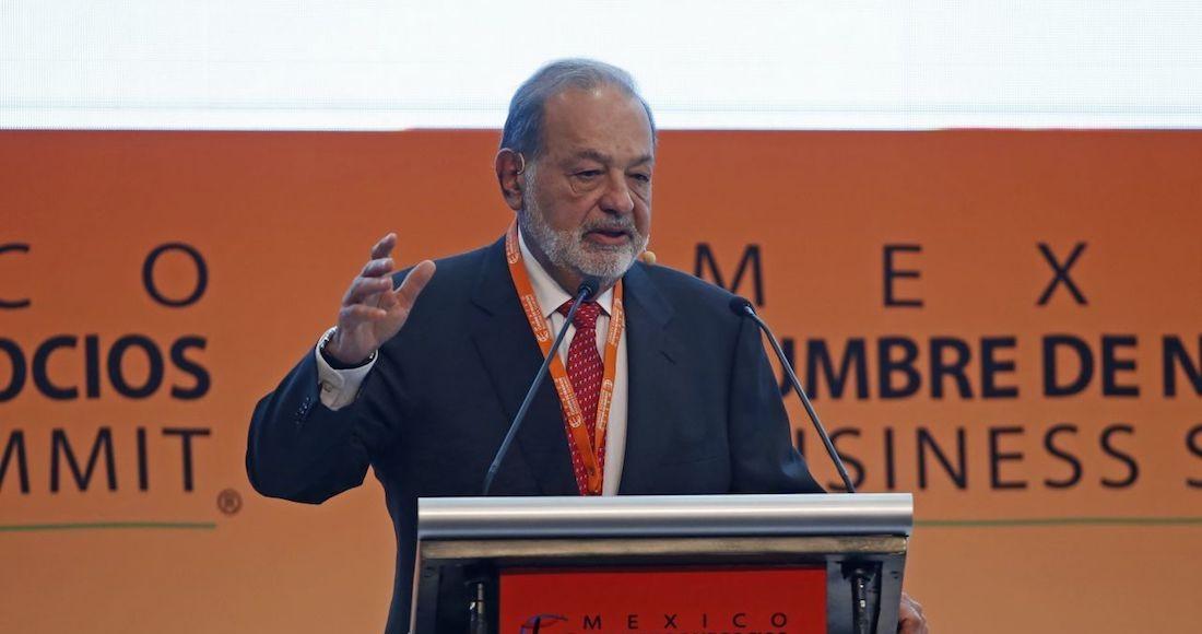 slim esta hospitalizado desde el lunes por la covid 19 - El hombre más rico de México, Carlos Slim, recibe su cumpleaños 81 hospitalizado por la COVID