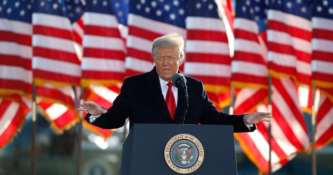trump 16 - ADELANTO | Voluble e impredecible, el liderazgo de Trump causó un ataque de nervios en EU: Woodward