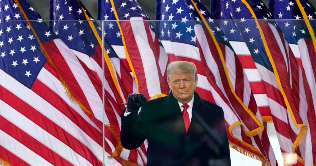 trump 4 - ¿Qué sucederá con la cuenta de Twitter @POTUS cuando Donald Trump deje la Presidencia de EU?