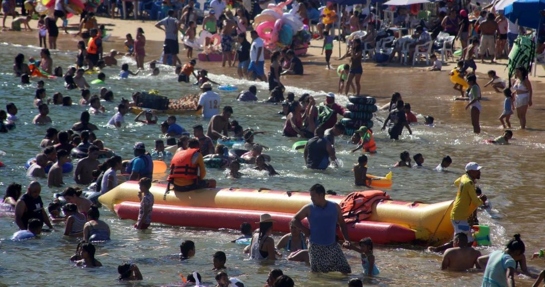 turismo 1 - Acapulco, Chilpancingo y Zihuatanejo regresan a Semáforo Naranja por la COVID: Astudillo