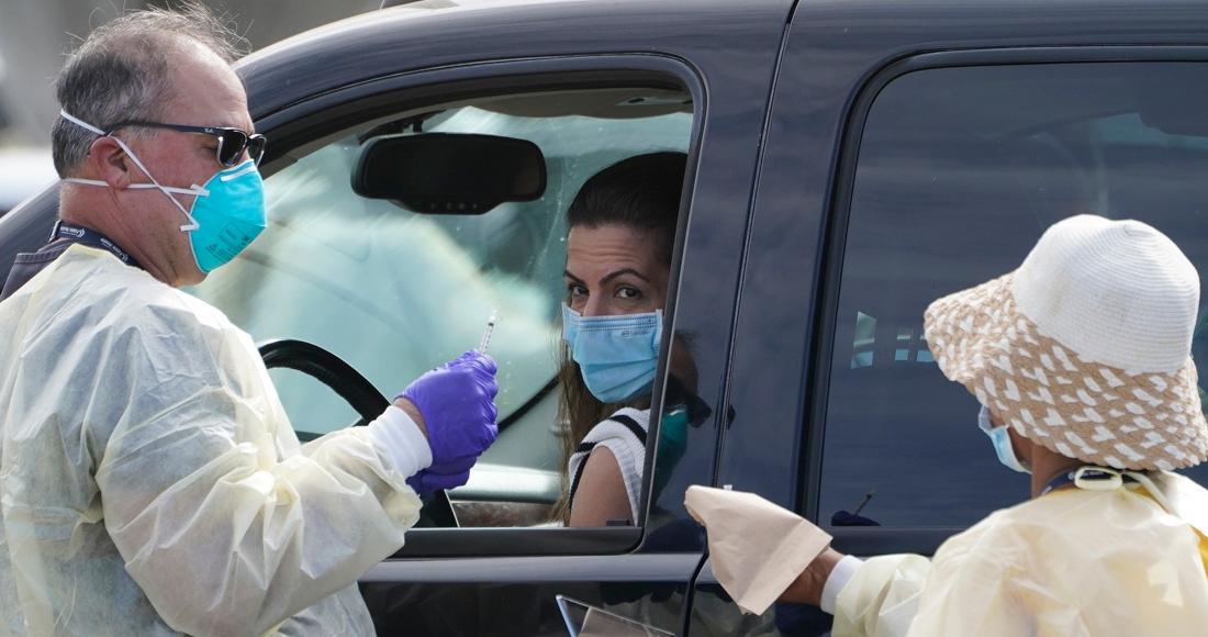 vacuna amazon - Biden firmará órdenes ejecutivas para subir la ayuda alimentaria y proteger a desempleados por la COVID