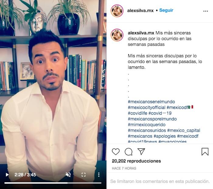 video oftalmologo covid - El oftalmólogo que fue captado en fiesta luego de recibir vacuna contra la COVID ofrece disculpas