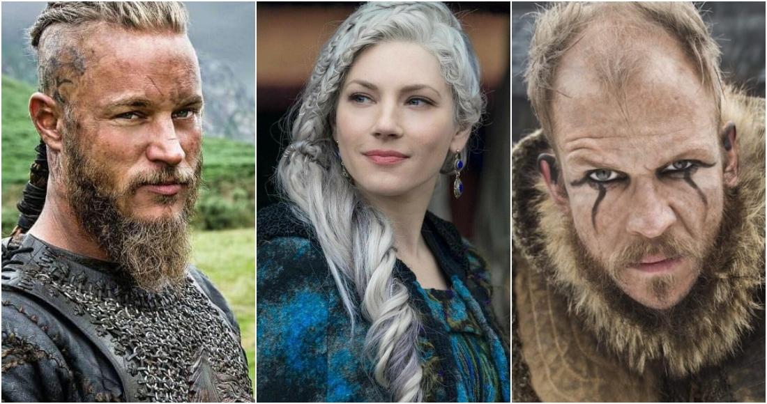 vikingos - ¿Ubbe es quien narra la historia de Vikingos? Aquí lo que hay que saber del hijo explorador de Ragnar