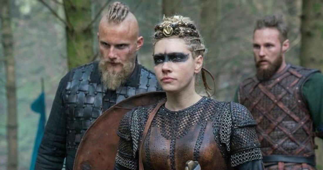 vikings vahalla foto europa press 1 - ¿Ubbe es quien narra la historia de Vikingos? Aquí lo que hay que saber del hijo explorador de Ragnar