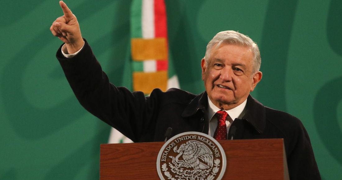 amlo 8 - México llevará mañana una queja ante la ONU contra los países acaparadores de vacunas, anuncia Ebrard
