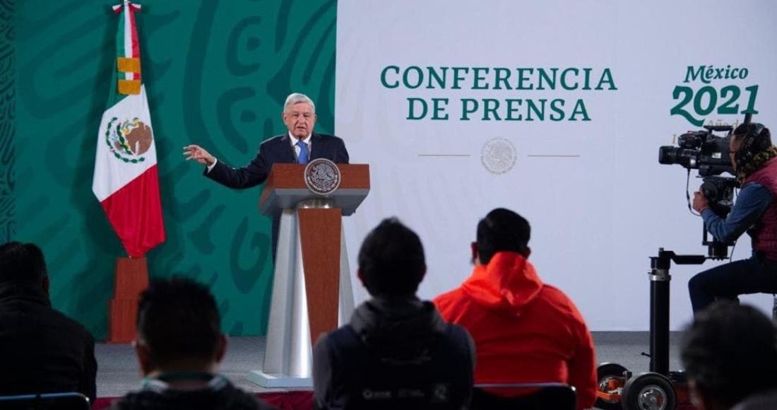 amlo conferencia 12 febrero 2021 1 - Iberdrola cierra 2020 con alza de 4.2% en sus beneficios; la COVID-19 le quita 239 millones de euros