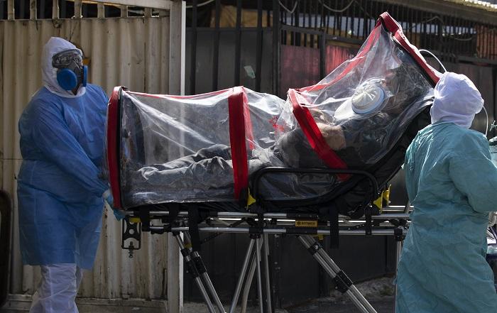 ap21035100613306 - Estudio alerta que falta de camas y sobrecupo en hospitales llevó a tantos muertos COVID en México