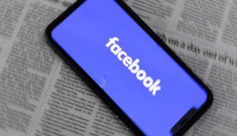 Aplicacion de la red social Facebook