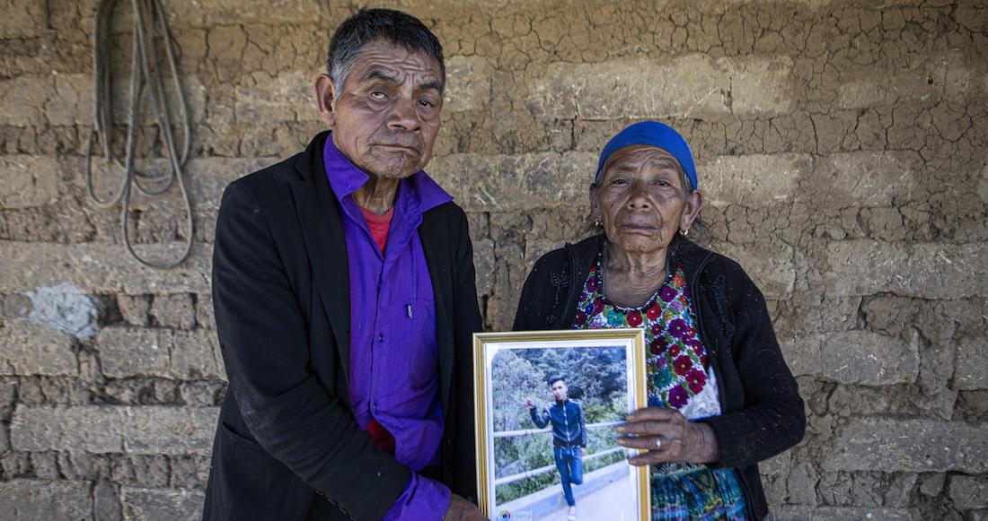asesinato policias tamaulipas - Familiares inician funerales de los 16 migrantes guatemaltecos calcinados en Camargo, Tamaulipas