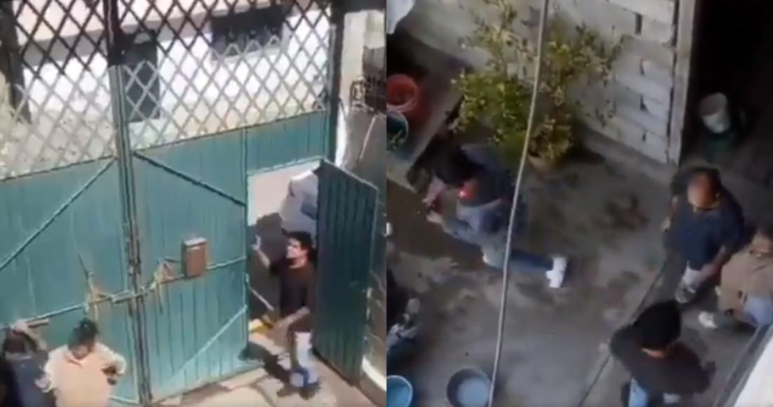befunky collage 2021 02 27t100735 048 - La FGJ-CdMx detiene a hombre que golpeó a mujer de 95 años. Es su hijo, y ya está en el Reclusorio Sur