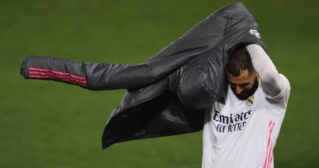 benzema - Carlos Casemiro le da la victoria a Real Madrid durante su encuentro ante el Valladolid