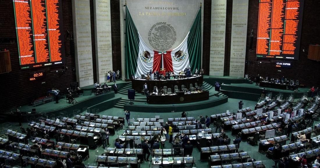 Con 304 votos a favor, 179 en contra y cuatro abstenciones, también fue aprobada en lo general la reforma a la Ley de la Industria Eléctrica, durante la sesión ordinaria de la Cámara de Diputados. Foto: Mario Jasso, Cuartoscuro