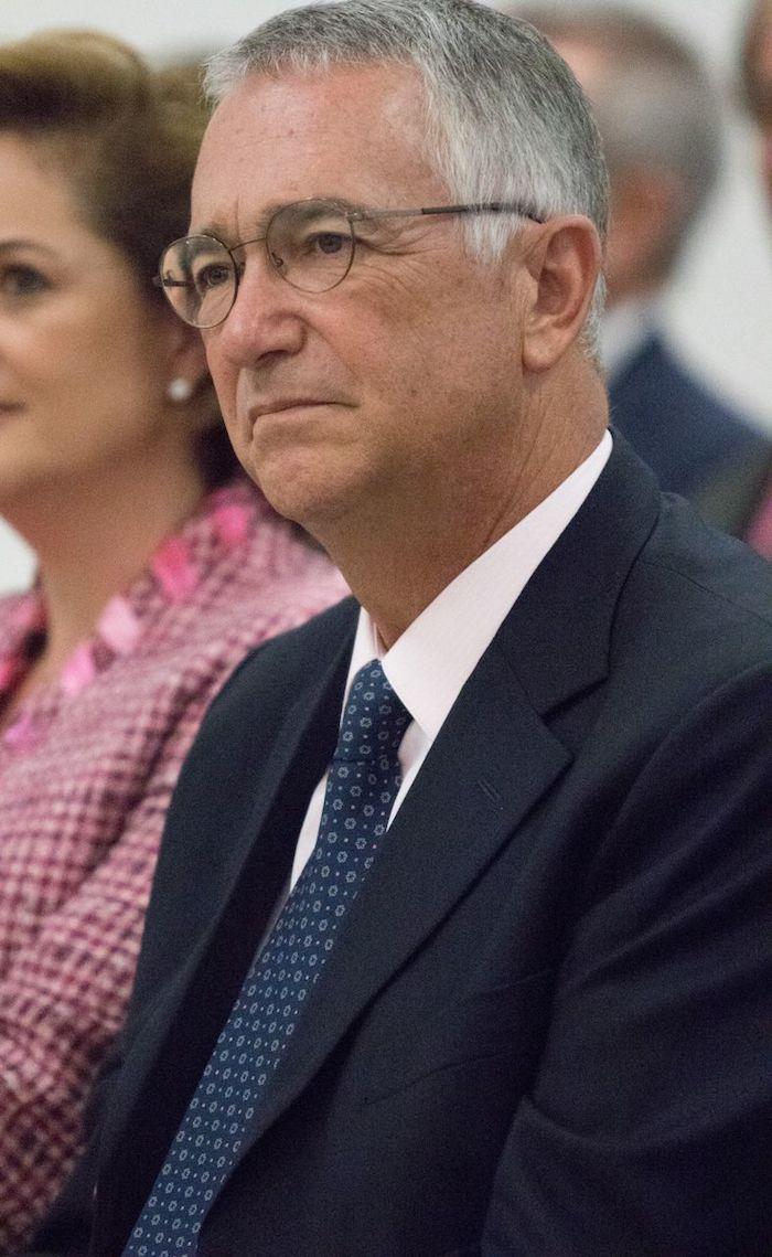 El empresario dueño de TV Azteca, Ricardo Salinas Pliego.