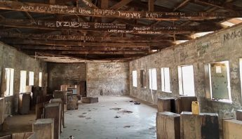 Escuela de Kagara en Nigeria