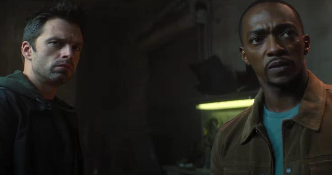 falcon and the winter soldier 2 - ¿Cuál es el elemento que conecta a los X-Men con el tráiler de Falcon y el Soldado del Invierno?