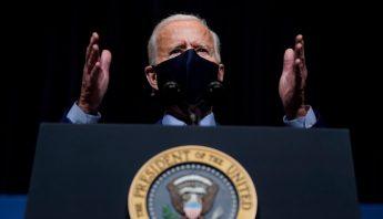 Joe Biden Viral Pathogenesis Laboratory