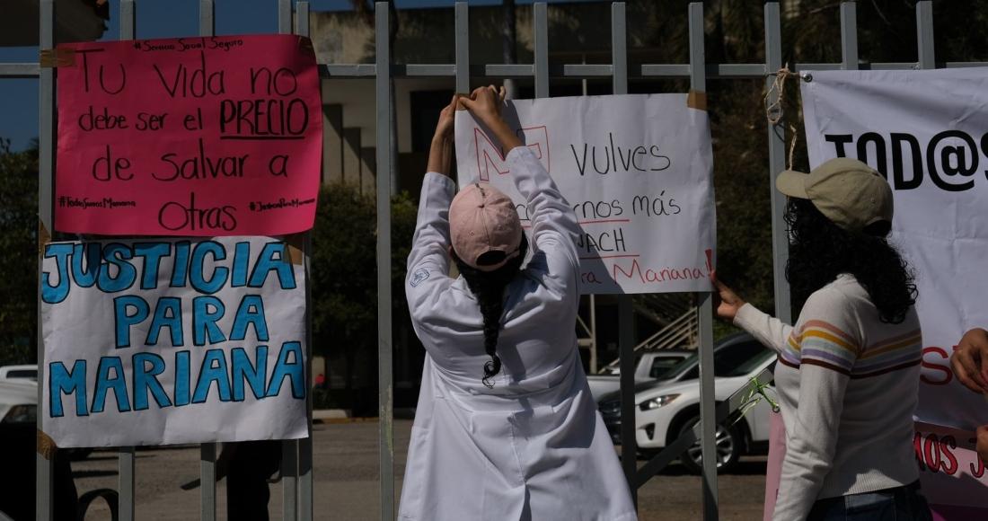 mariana unach - AMLO: No habrá impunidad en el feminicidio de Mariana Sánchez; se identificó a presuntos responsables