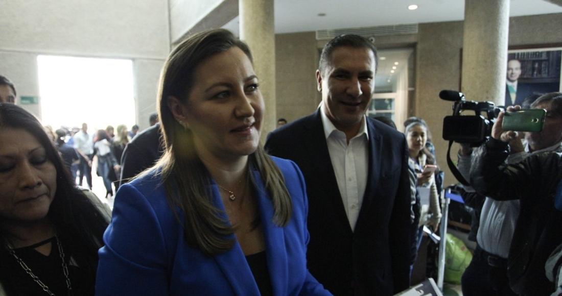 moreno valle - Juez dicta prisión preventiva a mujer por accidente aéreo donde murieron Martha Erika y Moreno Valle