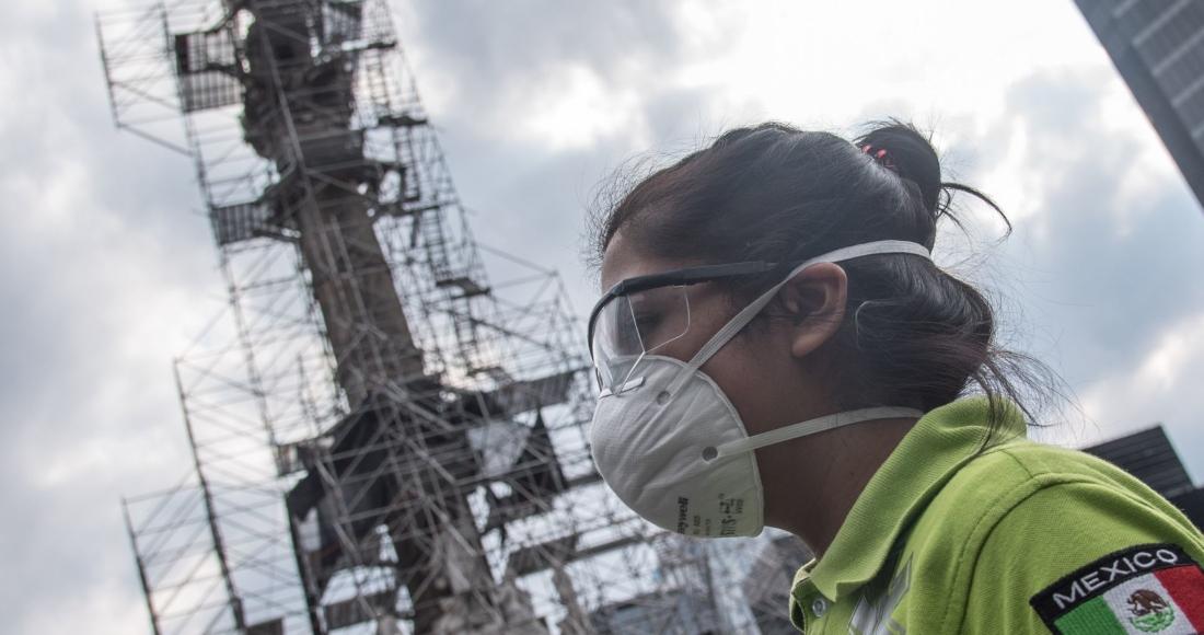 mujeres cdmx pandemia covid 19 - La ONU propone un salario básico temporal para mujeres en países en desarrollo y evitar la pobreza