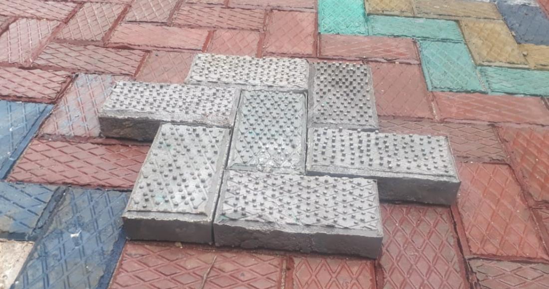 Joven keniana transforma plásticos difíciles de reciclar en adoquines más  resistentes que el hormigón | SinEmbargo MX