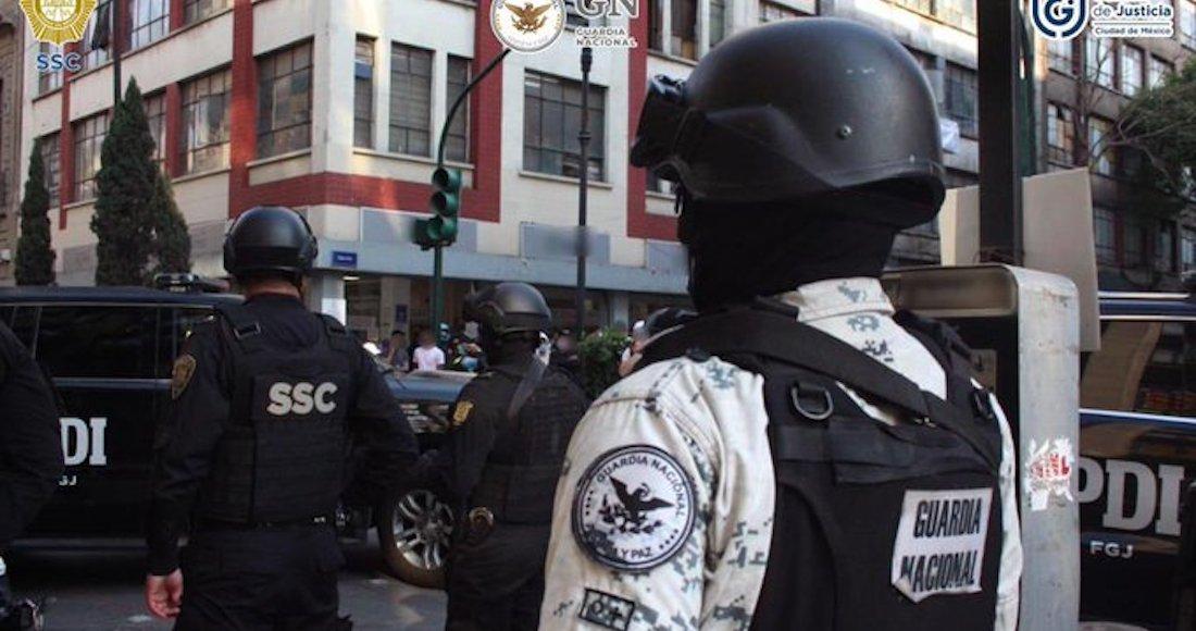 """ssc - Policías de la CdMx detienen a """"El Pollo"""", miembro de la Unión Tepito ligado a asesinato de niños mazahuas"""