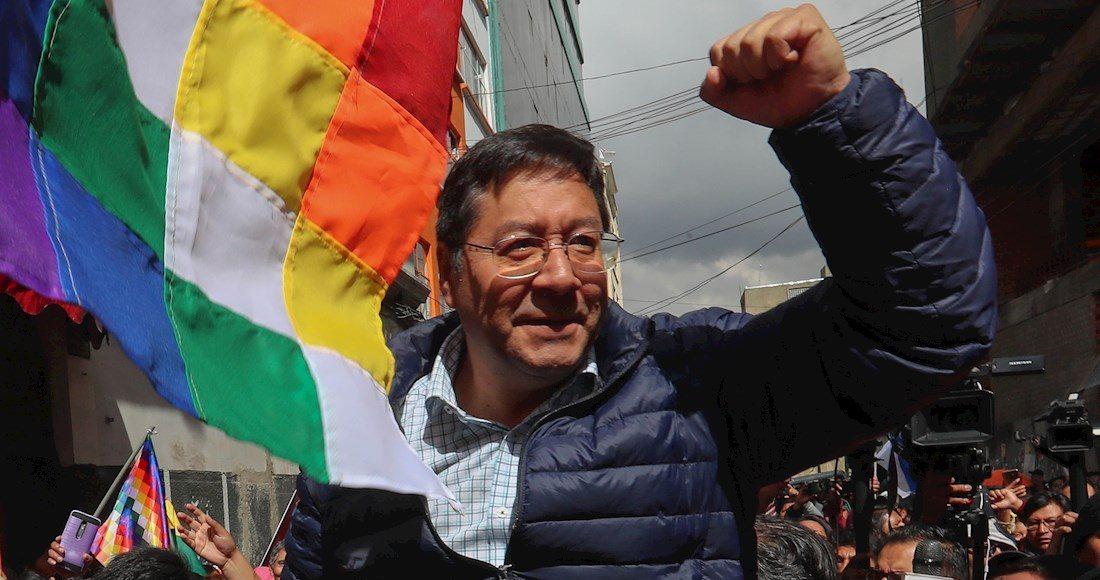 """0a836b9dedc060aa27c203d54fe30167a74d5fff e1599263261830 - """"Nunca lo voy a olvidar"""", dice el Presidente de Bolivia. Agradece a México y a AMLO haberlo asilado"""