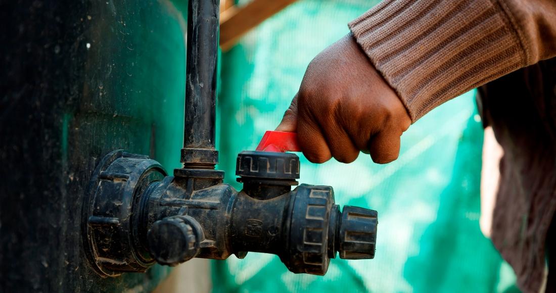 agua sistema de riesgo 1 - FOTOS: Bomberos combaten un incendio en la colonia Fuentes del Pedregal, Alcaldía Tlalpan, CdMx
