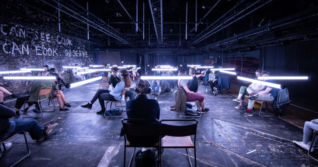 Blindness, la experiencia cautivante de teatro inmersivo con sana distancia   SinEmbargo MX