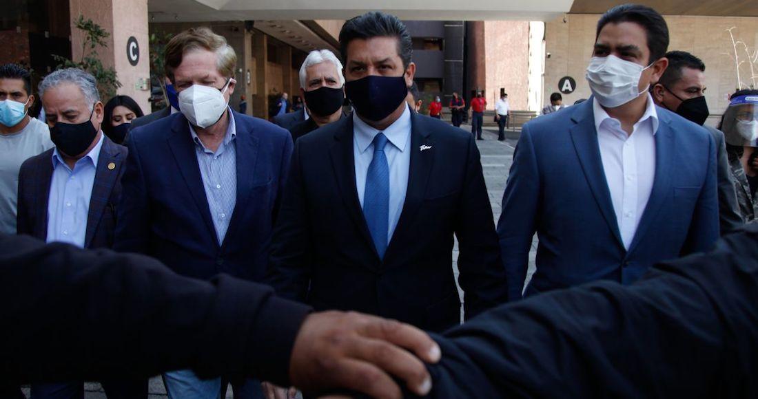 Cabeza de Vaca compró inmuebles con empresas que también usó el Cártel de Sinaloa: Santiago Nieto