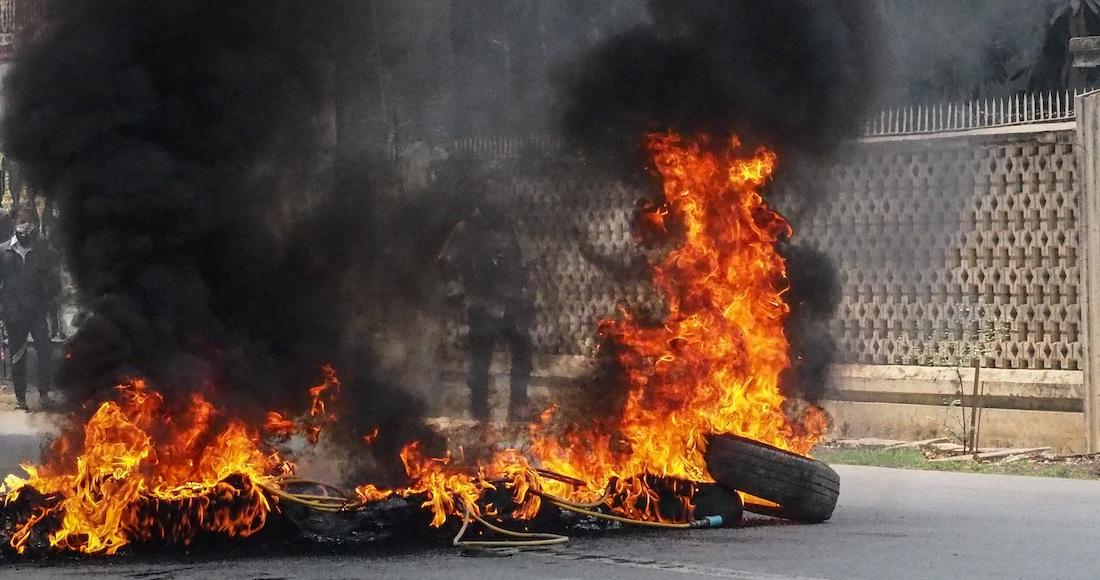 Militares desatan el horror en Birmania: disparan a las cabezas de manifestantes, matan a decenas…