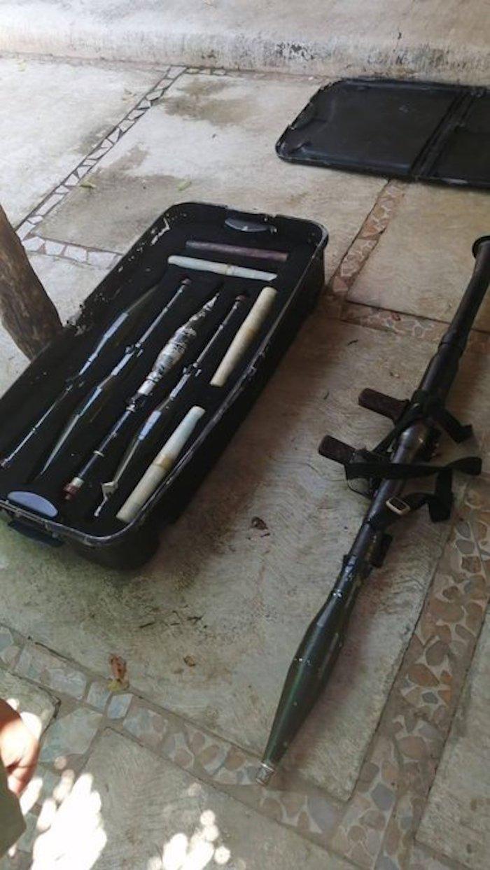 ew87bs4vcaebu k - VIDEOS y FOTOS: Sicarios del CJNG responden al Ejército hasta con lanzacohetes; habría caído jefe