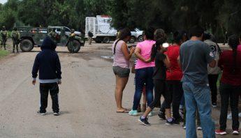 Hallazgo de cuerpos abandonados en Celaya