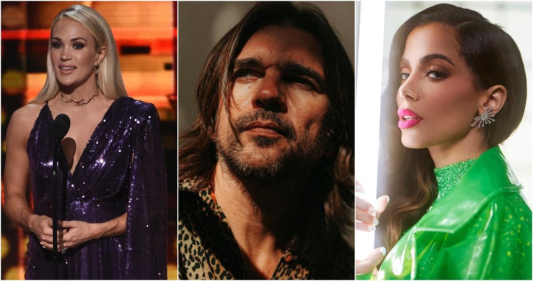 latin amas 1 - Alejandro Fernández y Anitta dan positivo a prueba de COVID a horas de que se celebren los Latin AMAs