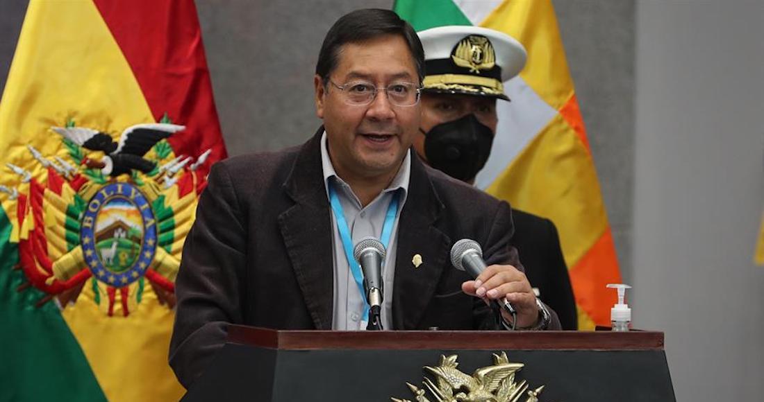 """luis arce viaja a mexico - """"Nunca lo voy a olvidar"""", dice el Presidente de Bolivia. Agradece a México y a AMLO haberlo asilado"""