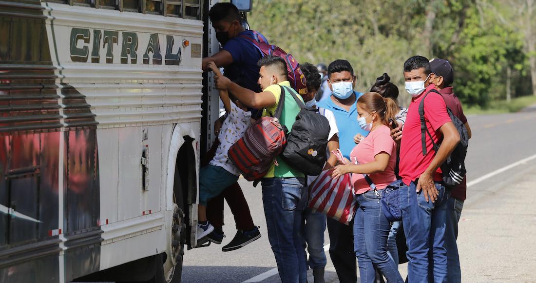 migrantes 8 - La pandemia evidenció la enorme desigualdad de América Latina. ¿Tenemos solución? ¿Qué sigue?
