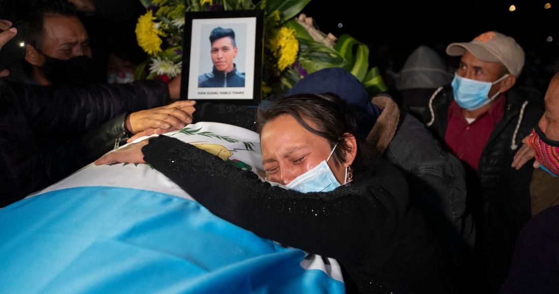 migrantes1 - Un Juez federal ordena a la FGR iniciar investigación por la masacre de migrantes en Tamaulipas