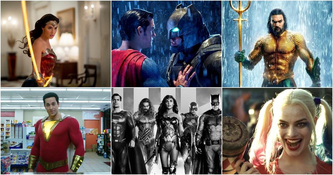 orden dc - Las 10 grandes diferencias entre el Snyder Cut y Liga de la Justicia de Joss Whedon de 2017