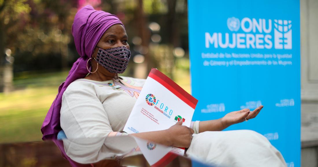 phumzile mlambo ngcuka onu mujeres - El IMSS despide a una mujer indígena por la difusión de fotos íntimas; la CNDH emite recomendación