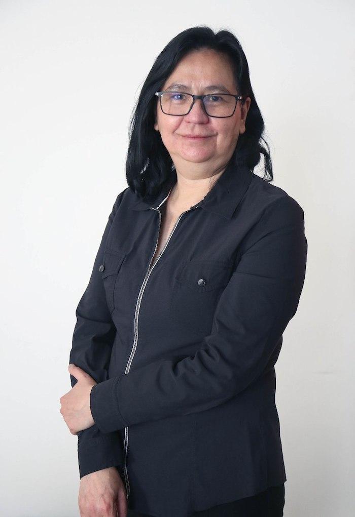 La periodista Rita Varela, quien asumirá la Dirección de Redacción.