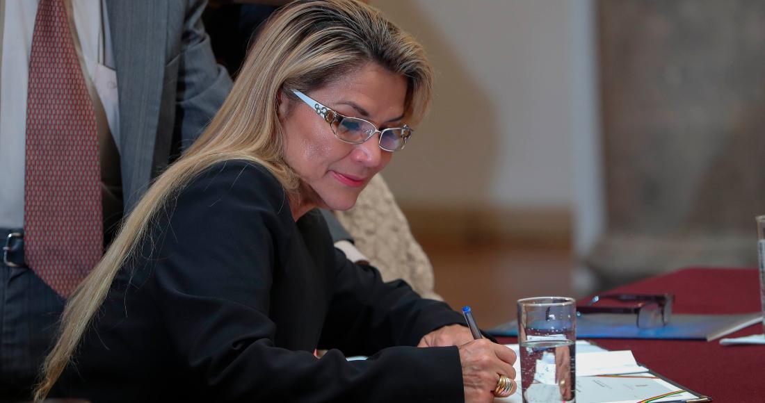 se 2303 1 - El Presidente de Bolivia llega a México para visita oficial; estará hoy en la conferencia de AMLO