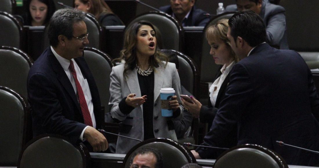 """sylvana aureoles - """"Alito"""" Moreno, líder del PRI, da su respaldo a la familia Beltrones. Los acusan sin sustento, afirma"""