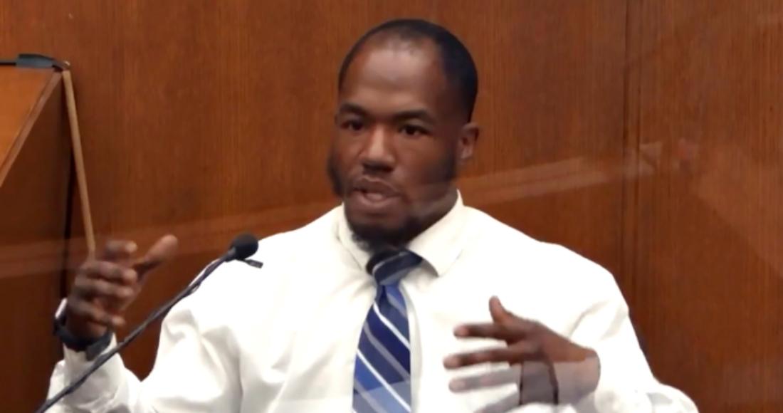testigo floyd - Por primera vez muestran VIDEO de la cámara corporal del expolicía que asesinó a George Floyd