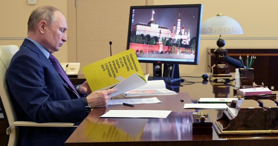 """ap21105474057184 1 - """"EU no busca una escalada de tensión con Rusia"""", asegura Biden después de imponer nuevas sanciones"""