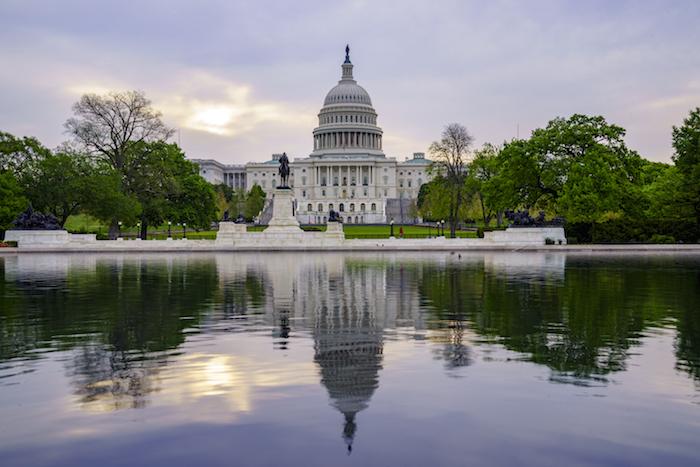 Esta foto del 28 de abril del 2021 muestra el Capitolio en Washington.