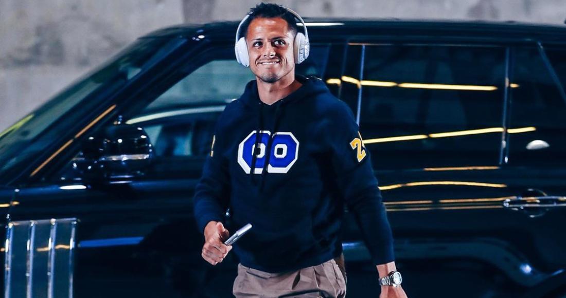 """chicarito - """"Chicharito"""" marca un doblete en la victoria de Los Angeles Galaxy ante el Inter de Miami"""