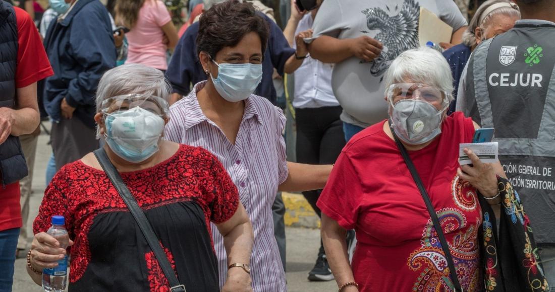 covid2 1 - México recibe 487 mil 500 dosis más de vacunas envasadas contra COVID-19 de PfizerBioNTech